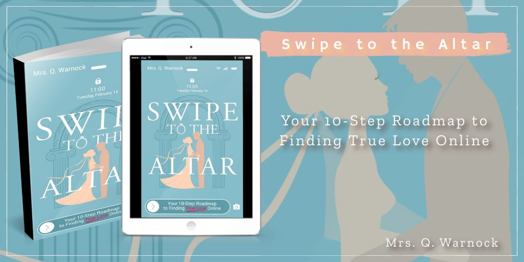 Swipe to the Altar tablet