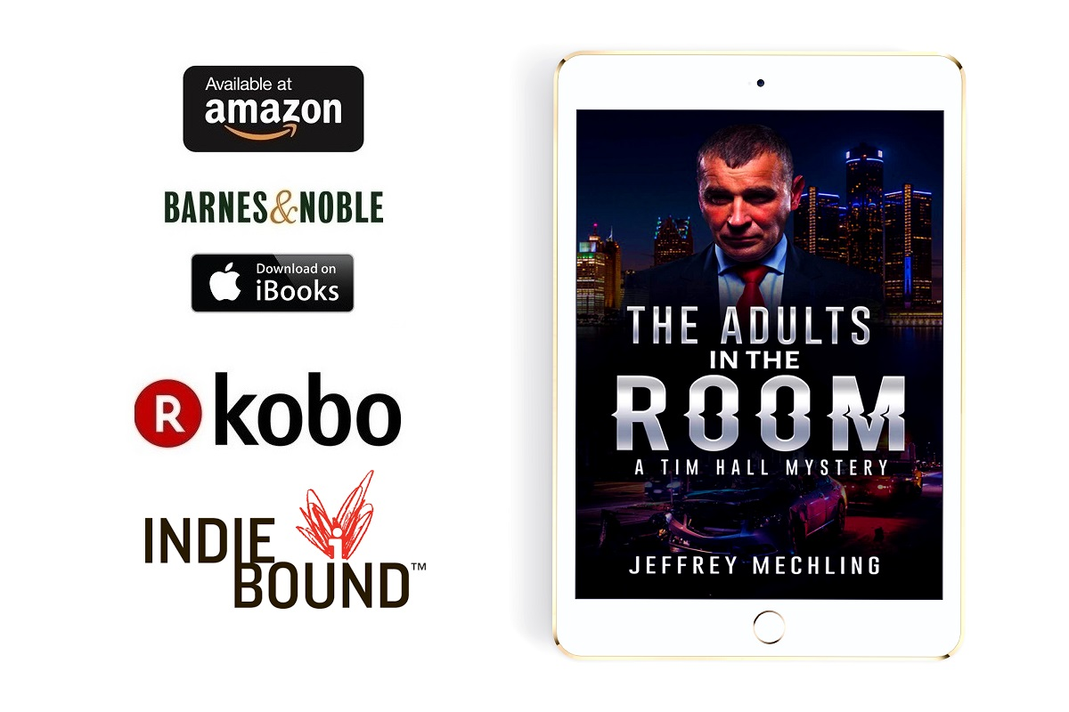 The Adults in the Room tablet