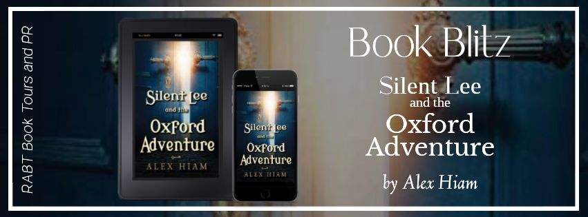 Silent Lee and the Oxford Adventure banner