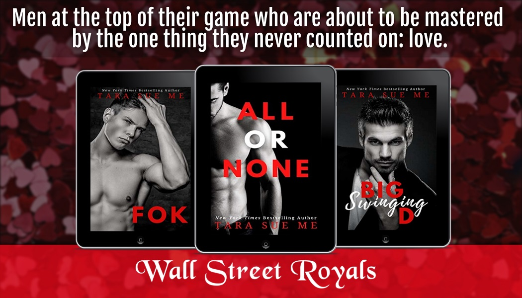 Wall Street Royals series banner