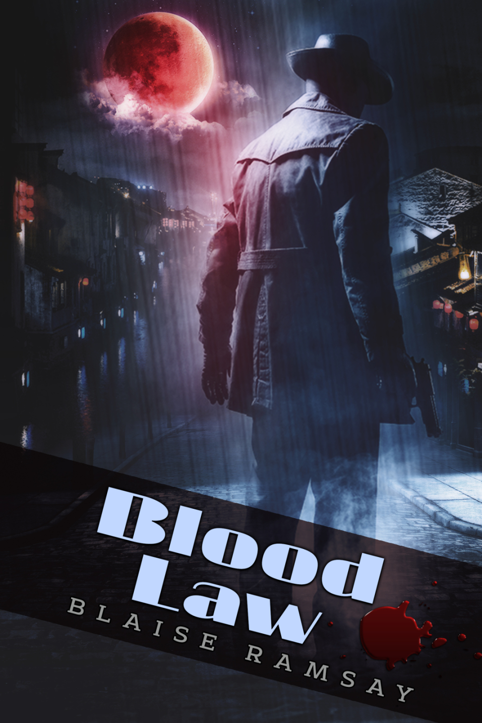 Blood Law cover