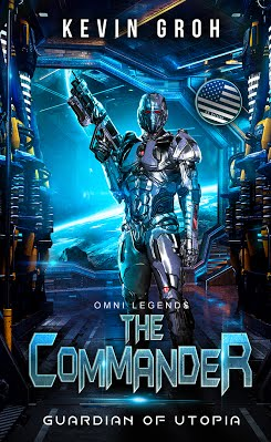 The Commander cover