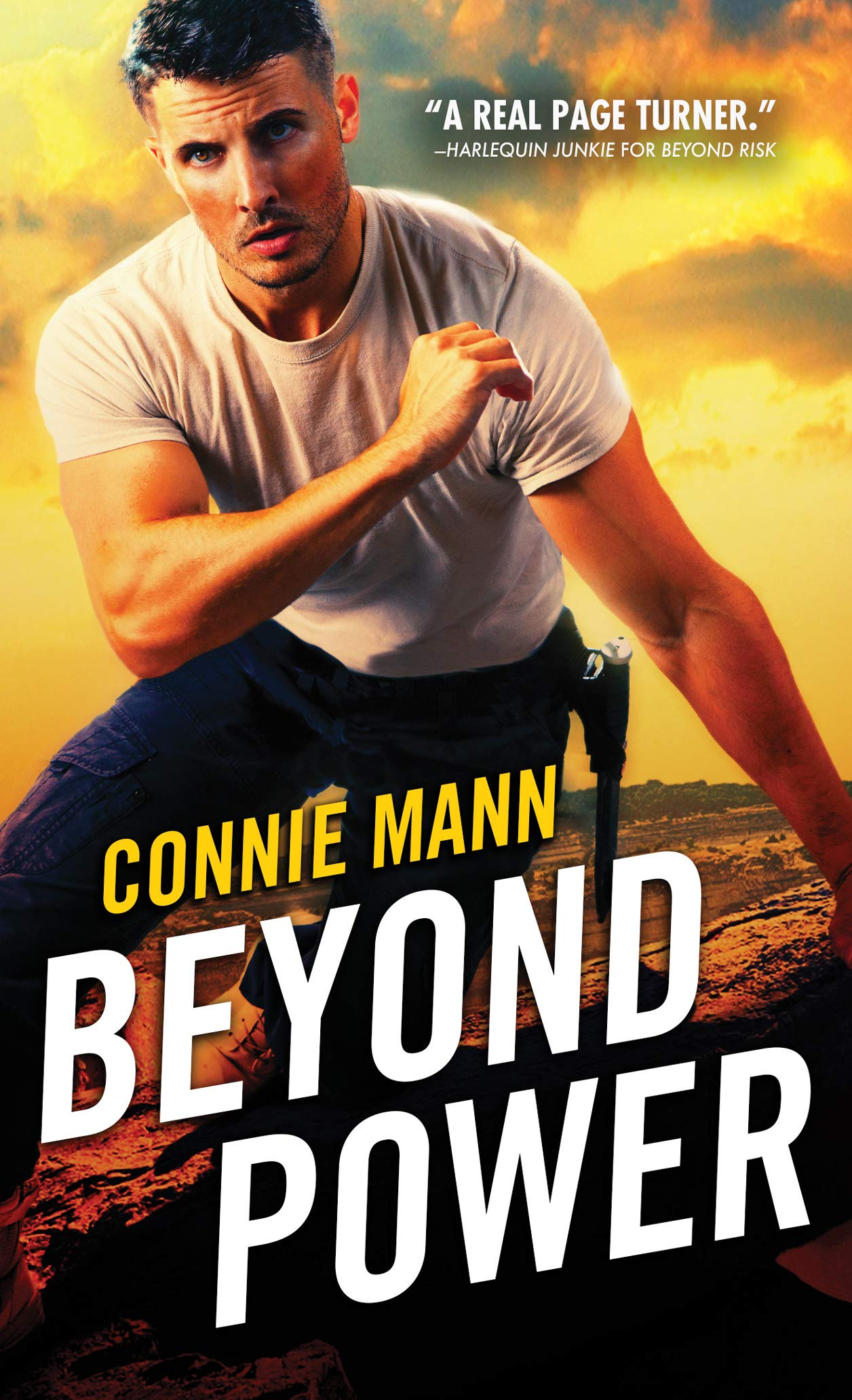 Beyond Power cover
