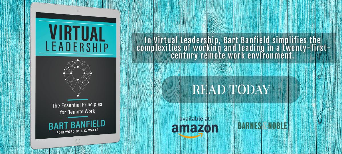 Virtual Leadership tablet