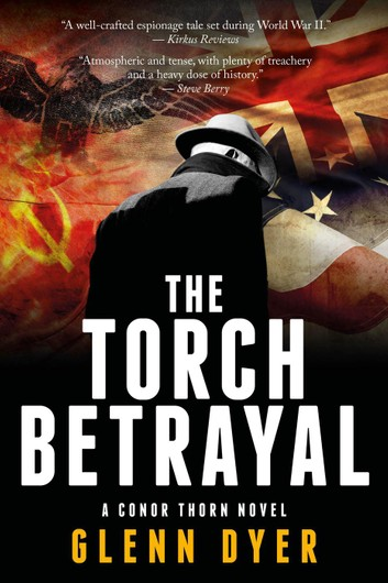 The Torch Betrayal cover