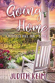 Going Home Chandler Hill Inn Series, Book 1