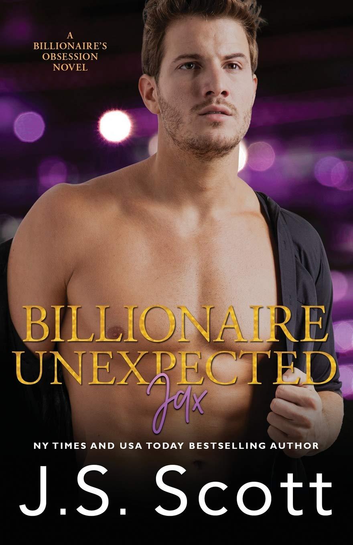 Billionaire Unexpected: Jax cover