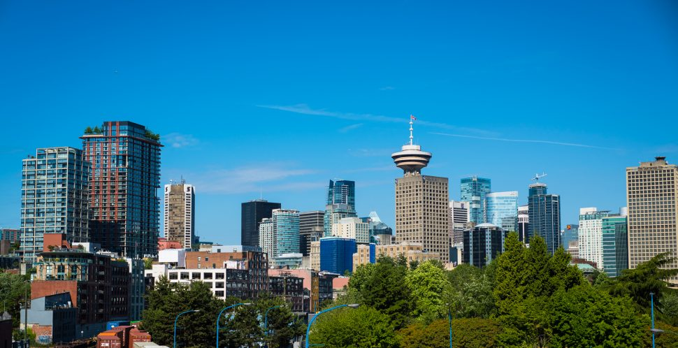 Vancouver's green growth transcends the resource bust. Ian McKay in the Globe and Mail.