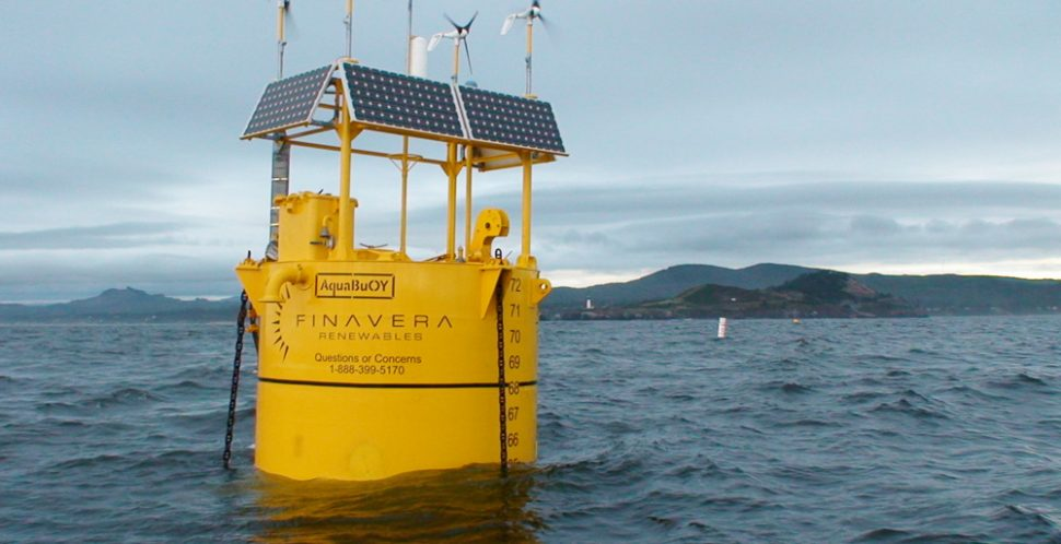 Finavera Buoy - CleanTech from Vancouver's Green Economy