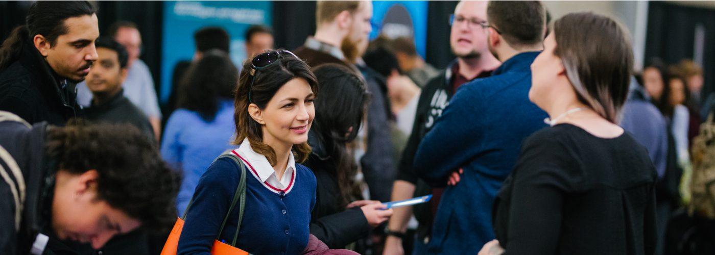 Vancouver Career Fair 2016 banner photo