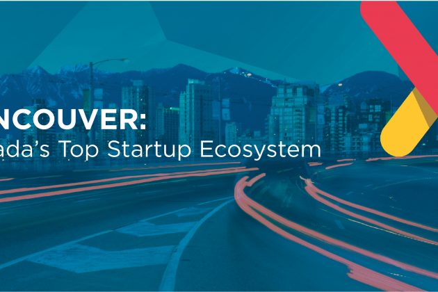 Help accelerate the growth of Vancouver's Startup Ecosystem. Take the Startup Genome 2018 Survey today.