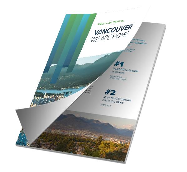 Vancouver's Amazon HQ2 Proposal | Published Feb 9, 2018