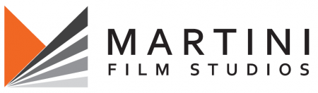 Logo for Martini Film Studios announces over 600,000 square feet of new studio facilities
