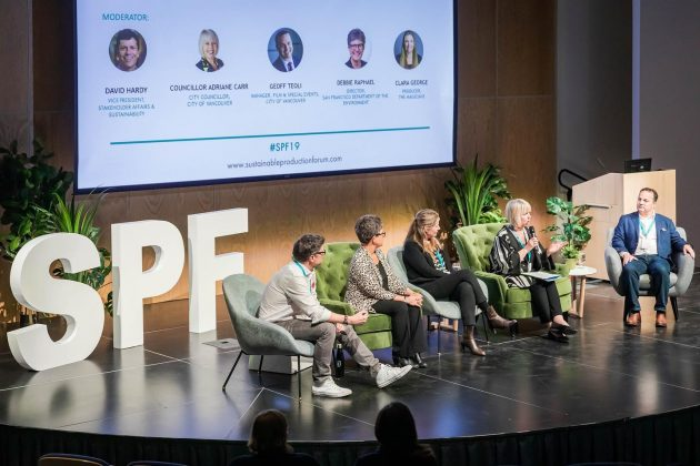 VEC Partners with Sustainable Production Forum 2019 | Credit: Kim Bellavance Photographe