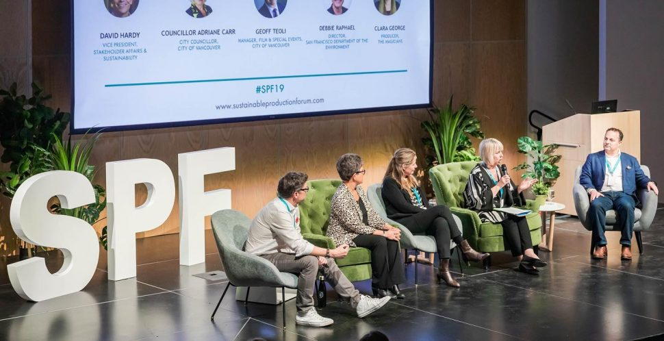 VEC Partners with Sustainable Production Forum 2019 | Credit: Kim Bellavance Photographe