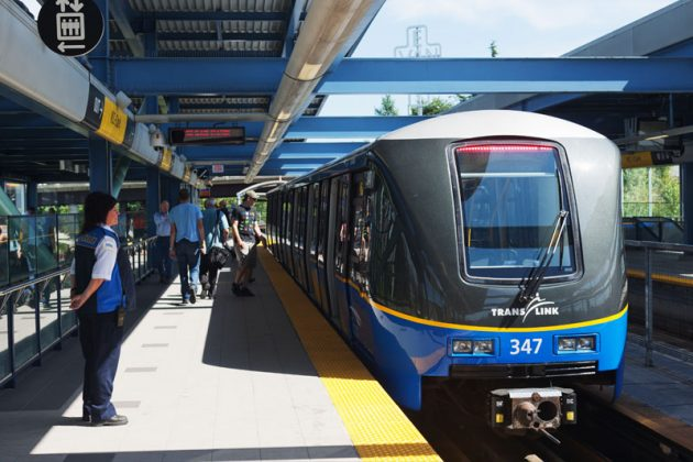 Public Transit is Essential for Healthy, Connected and Sustainable Cities | Photo source: Translink