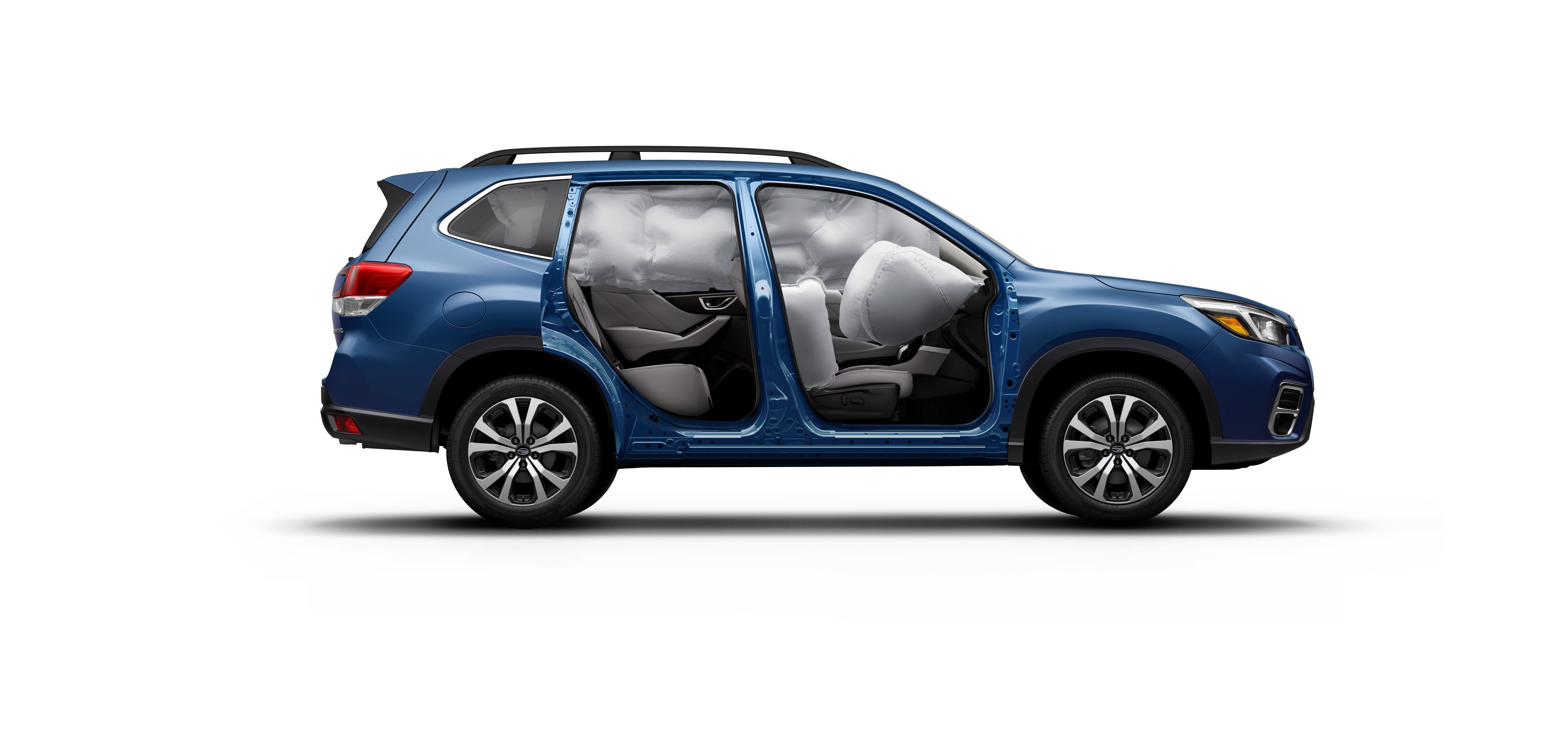 Subaru Forester safety rating