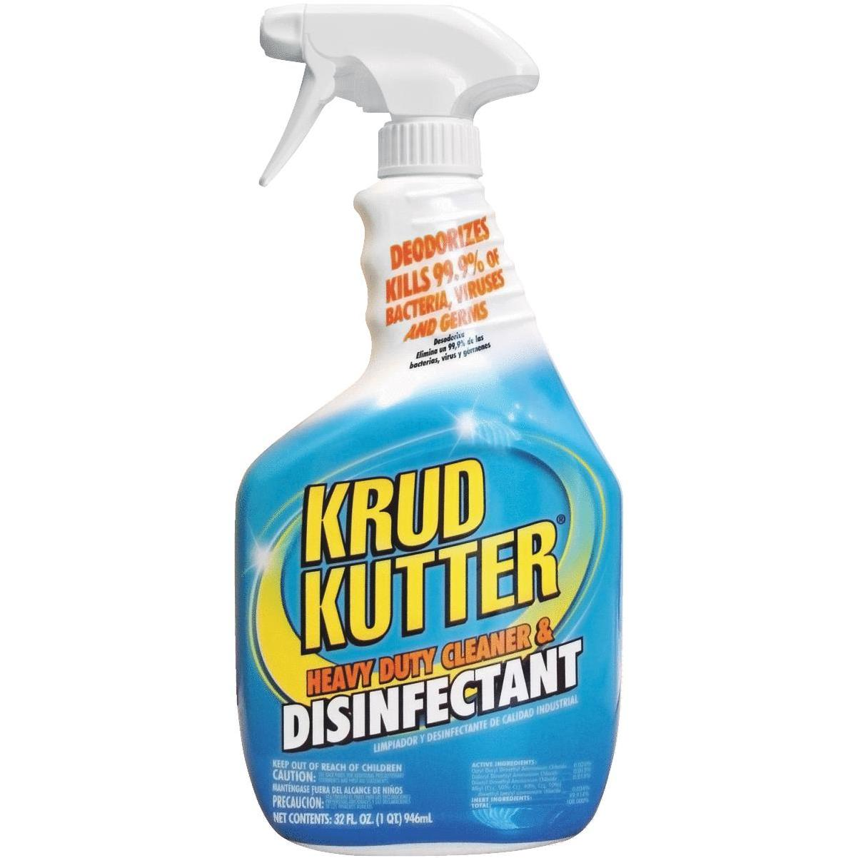Krud Kutter 32 Oz Heavy Duty Cleaner Disinfectant Bloomer Hardware