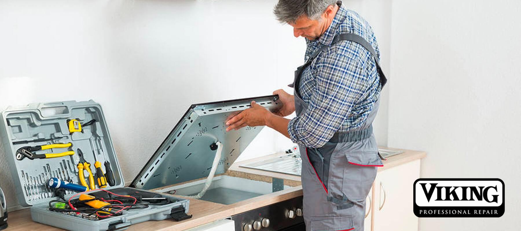 Viking Appliance Cooktop Repair | Professional Viking Repair