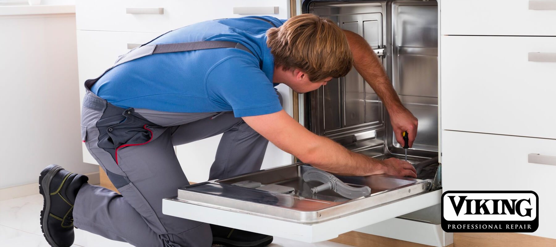 Viking Dishwasher Repair Near Me | Professional Viking Repair