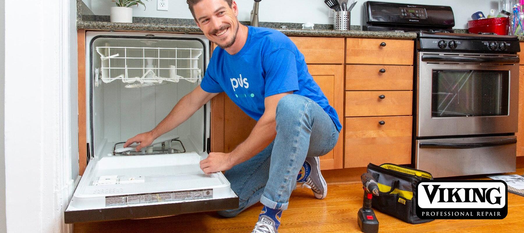 Viking Dishwasher Repair | Professional Viking Repair