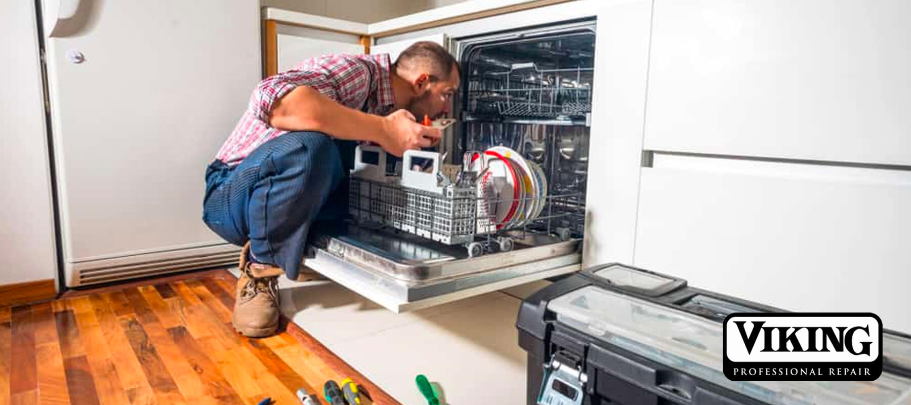 Viking Dishwasher Repair Service | Professional Viking Repair