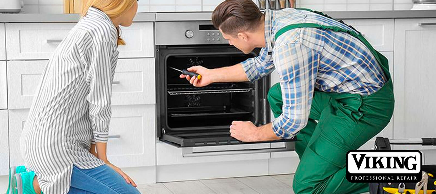 Viking Gas Oven Repair | Professional Viking Repair