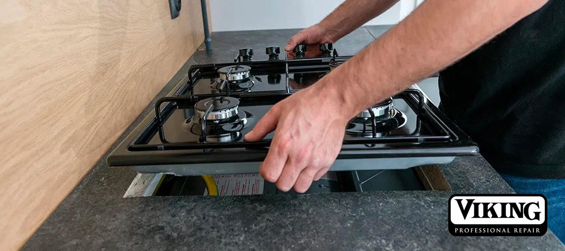 Viking Professional Cooktop | Professional Viking Repair