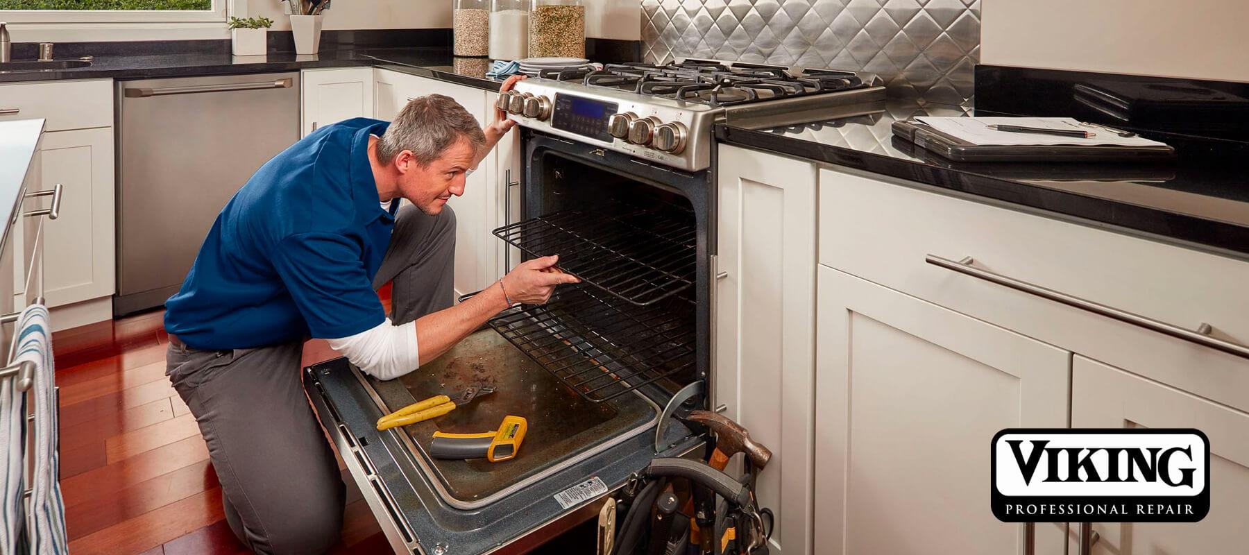 Viking Range Cleaning  | Professional Viking Repair