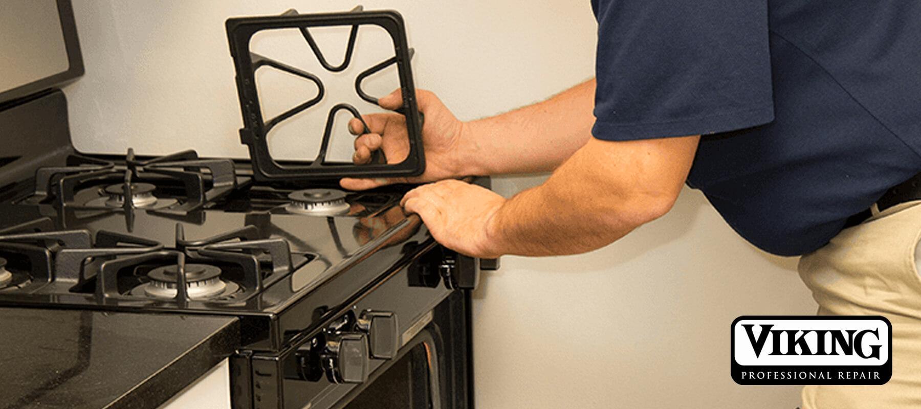 Viking Range Cleaning Service | Professional Viking Repair