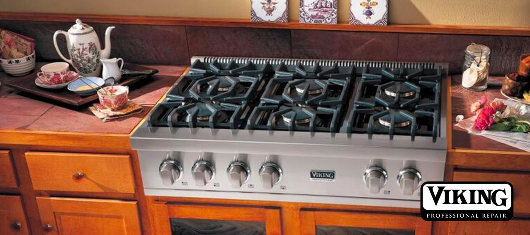 Viking Range Repair Service | Professional Viking Repair