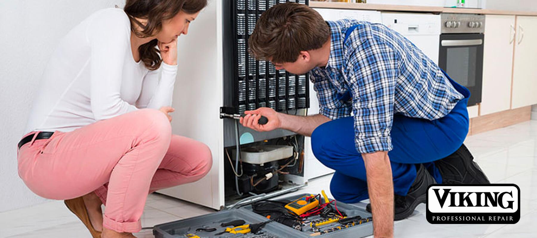 Viking Refrigerator Repair Service   Professional Viking Repair