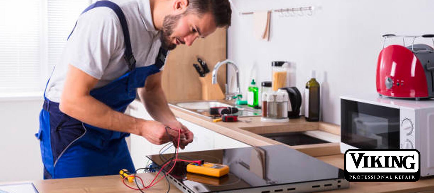 Viking Stove Repair | Professional Viking Repair