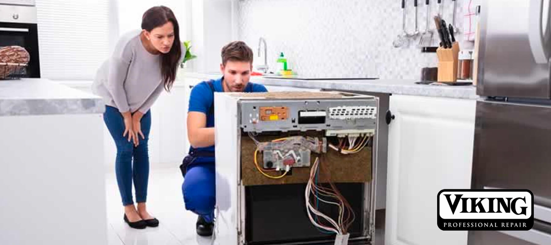 Authorized Viking Appliance Repair Service Pacifica | Professional Viking Repair