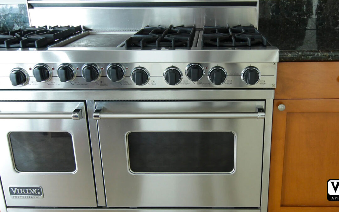 Possible Threats Coming From Viking Stove Leaking & Igniters That Are Not Igniting Properly
