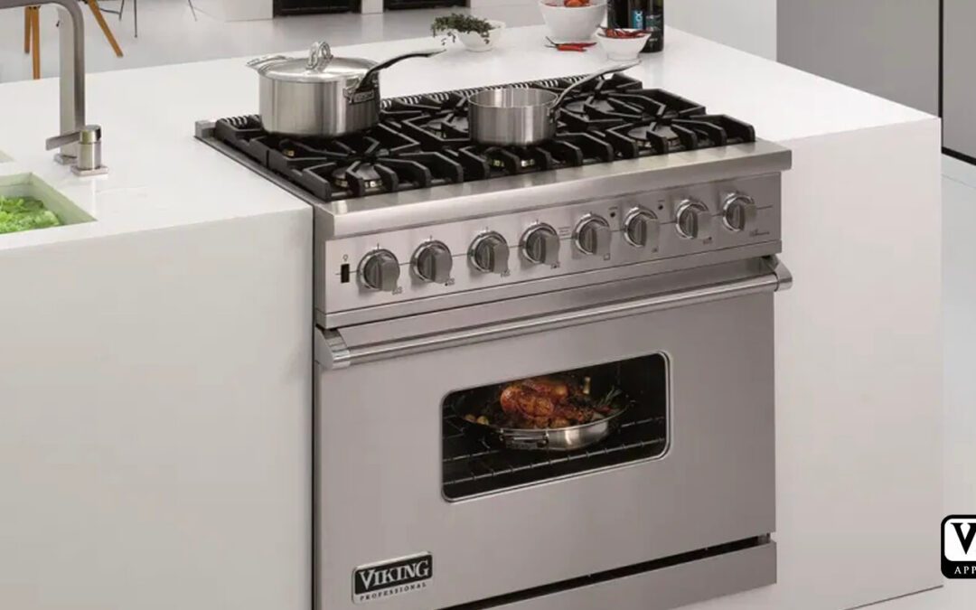 Top Reasons Why Your Viking Stove One Burner Is Not Working