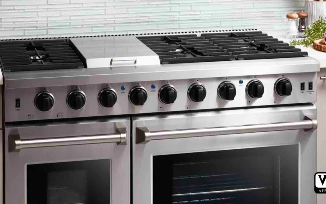 What would I do if my Viking Range only one burner is working?