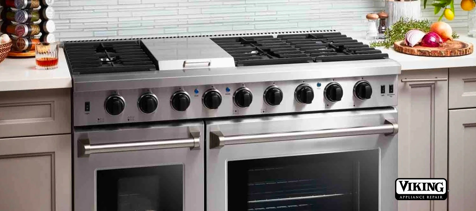 What would I do if my Viking Range only one burner is working | Professional Viking Repair