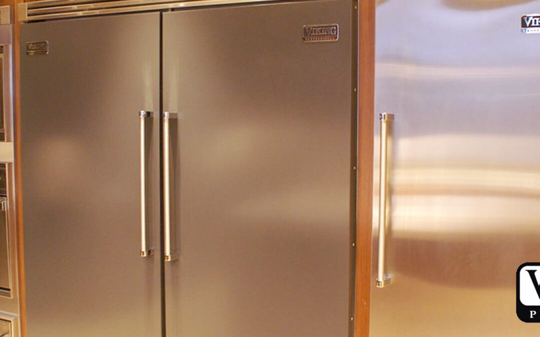 Reasons for Viking fridge leaking water tray is overflowing and how to fix