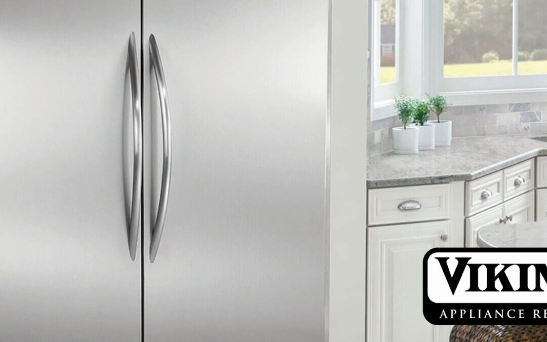 What makes the Viking fridge its over freezing and shuts off?