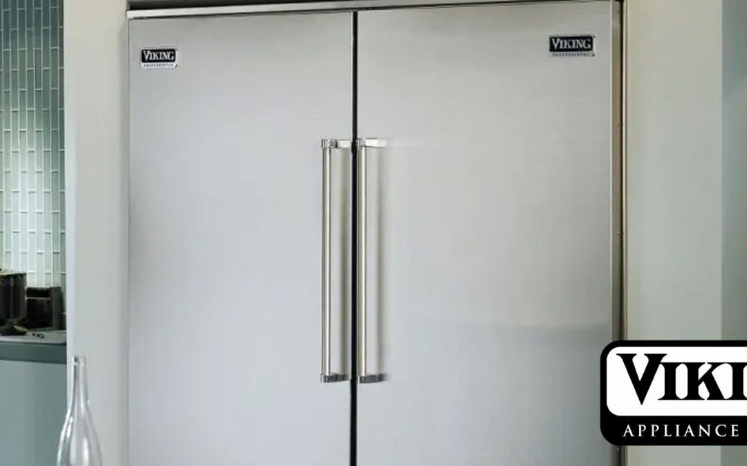 Why Viking fridge its making some noise and not working? How to handle it?