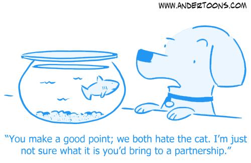 dog-with-fishtank