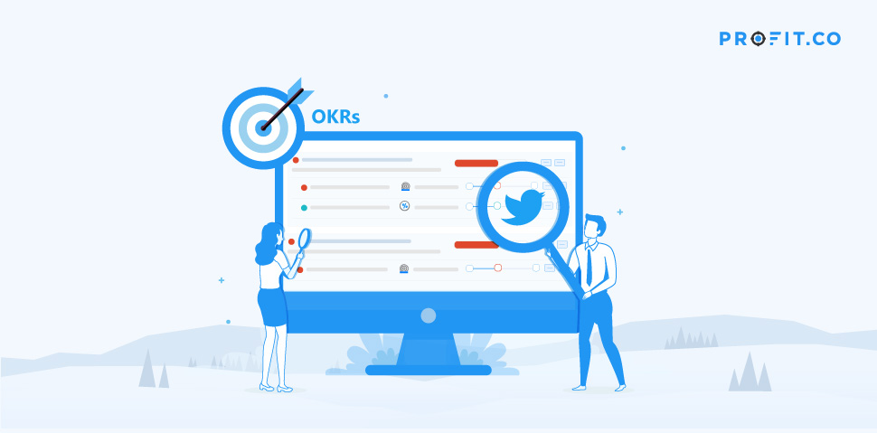 Using OKRs to Launch your Business on Twitter
