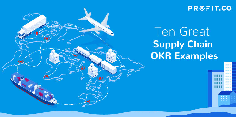 Supply Chain OKRs
