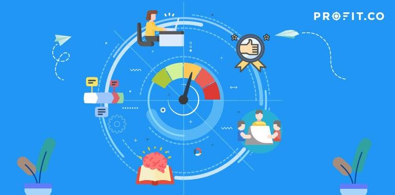 5 employee performance metrics