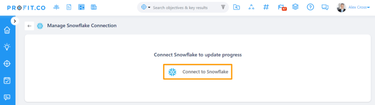 Snowflake connect