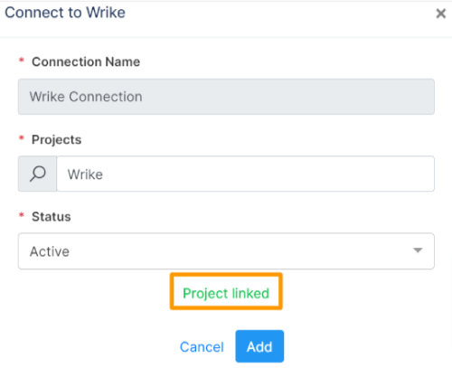 Project Linked
