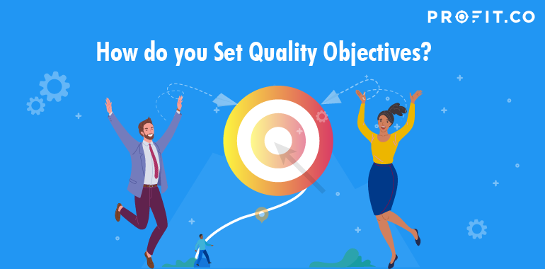 Set Quality Objectives