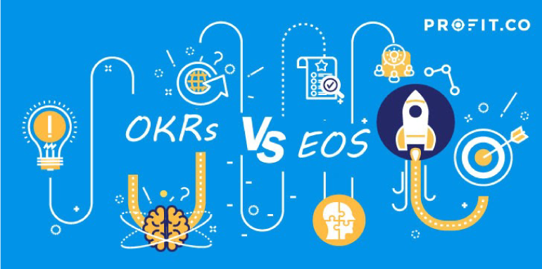 OKR and EOS