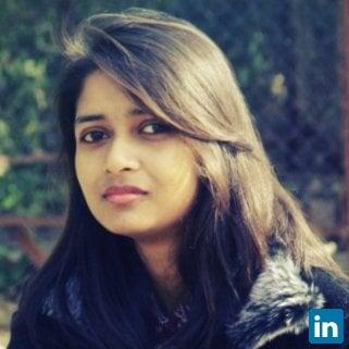 Kritika Pandey's headshot